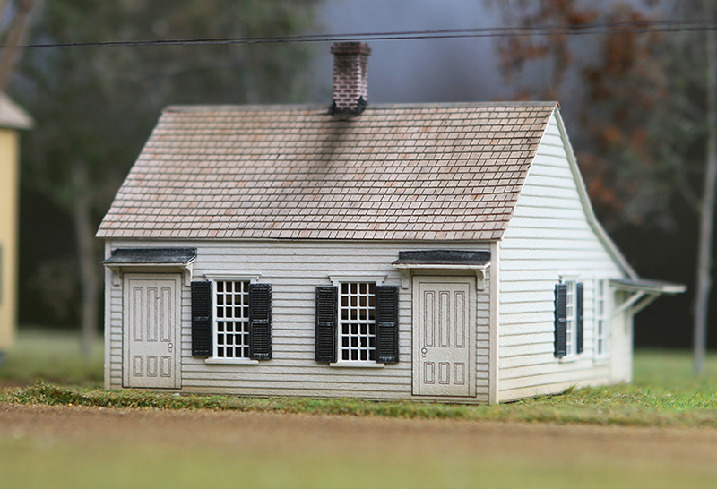 Gallipolis Post Office - kit